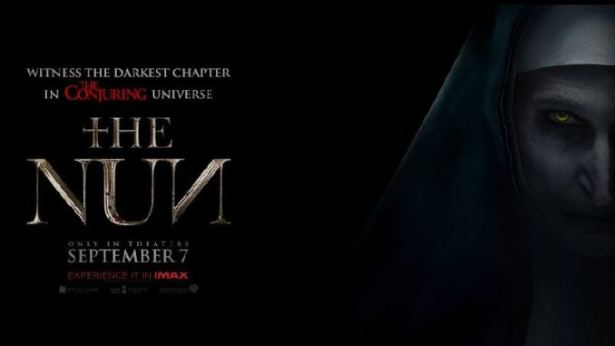 REVIEW: 'The Nun' is a generic, one note picture that you can skip