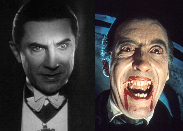 Halloween Horror Fest 2016: Honoring Lugosi and Lee