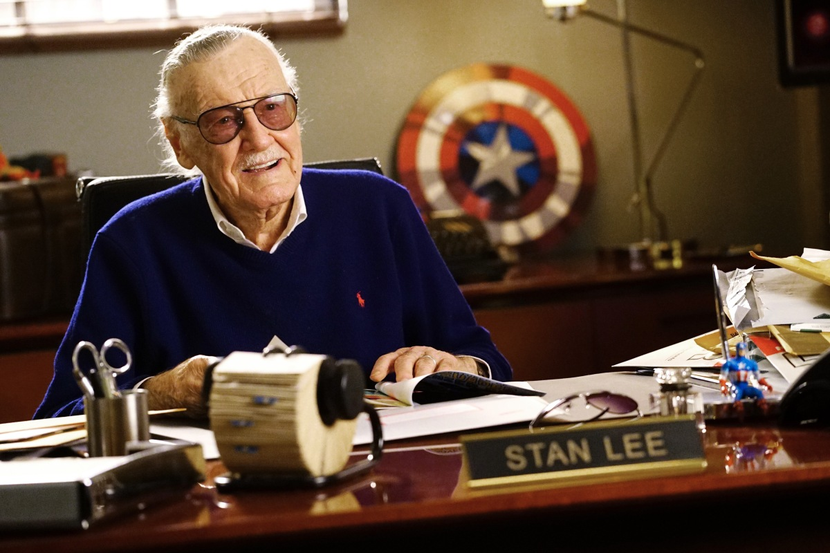 Monday Movie Report: Stan Lee, comic book industry icon, dies at 95