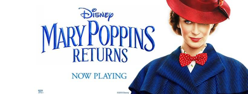 REVIEW: 'Mary Poppins Returns' without the magic