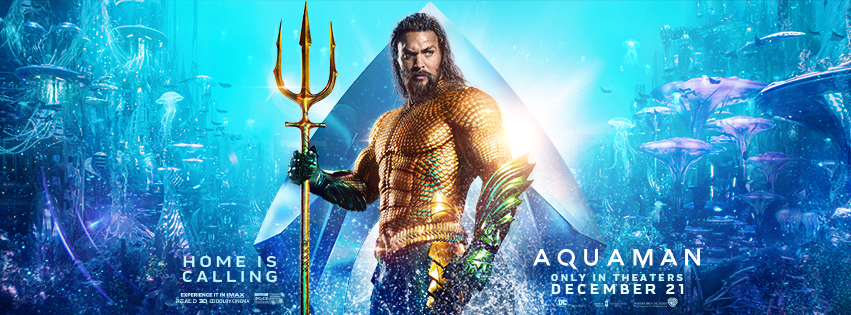 REVIEW: 'Aquaman' is flawed, butfun