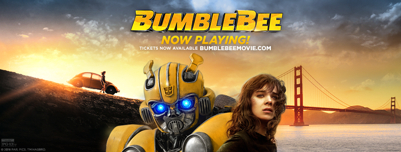 REVIEW: 'Bumblebee' is an enjoyable action flick withheart