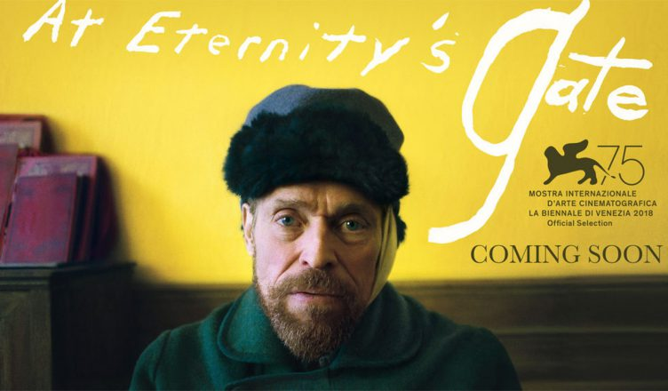 REVIEW: 'At Eternity's Gate' provides a meaningful vision of a great artist