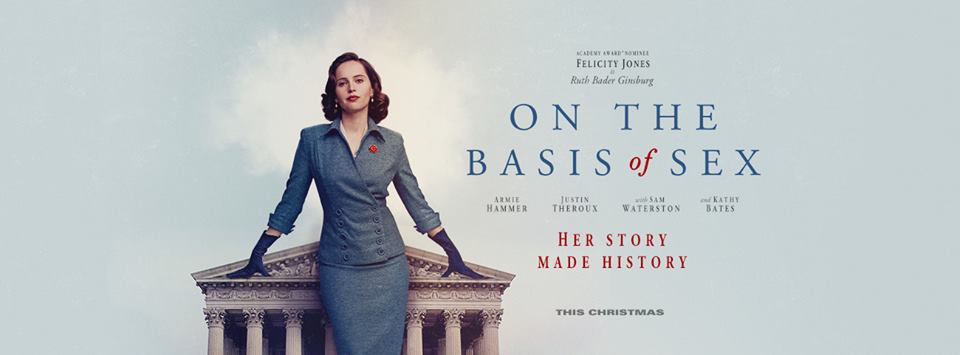 REVIEW: While cliched, 'Basis of Sex' is stillinspiring
