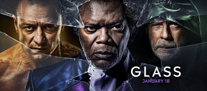 REVIEW: 'Glass' doesn't live up to hype