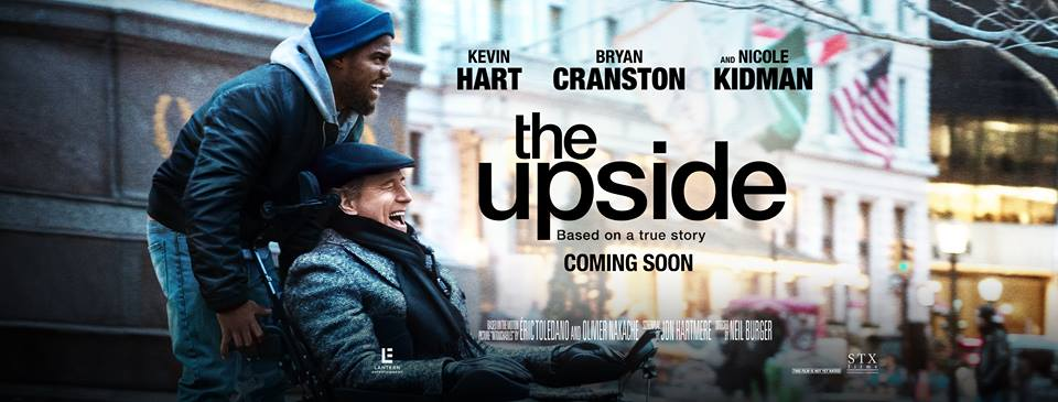REVIEW: By-the-books 'Upside' has its moments