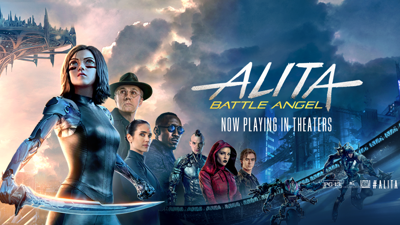 REVIEW: Against all odds, 'Alita' is still worth checkingout