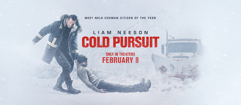 REVIEW: 'Cold Pursuit' is a great darkcomedy