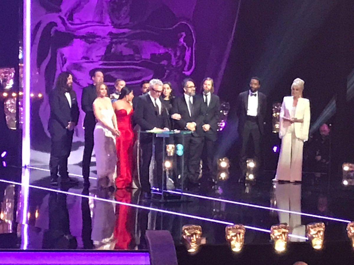 Special Movie Report: British Academywinners