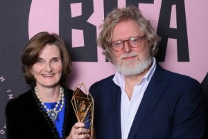 British Independent Film Awards, Press Room, Old Billingsgate, London, UK - 02 Dec 2018