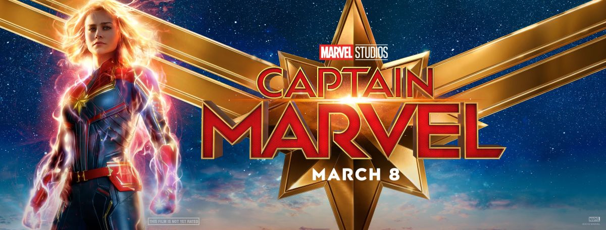 REVIEW: 'Captain Marvel' soars in firstfilm