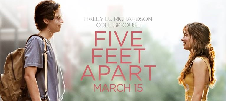 REVIEW: 'Five Feet Apart' has just enough to engage anaudience
