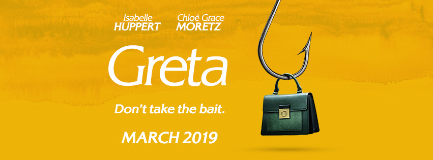 REVIEW: 'Greta' has just enough entertainment value