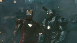 Iron Man 2 showcases Air Force world-wide