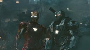 Iron Man 2 showcases Air Force world-wide
