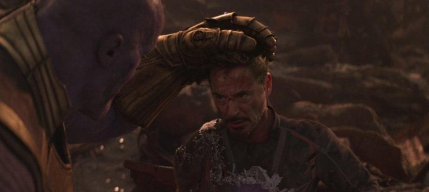 Tony Stark Defeated