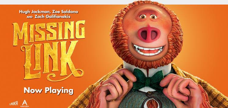 REVIEW: 'Missing Link' is a short and sweet crowdpleaser