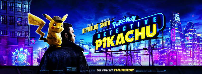 REVIEW: 'Detective Pikachu' doesn't have the most interesting case file