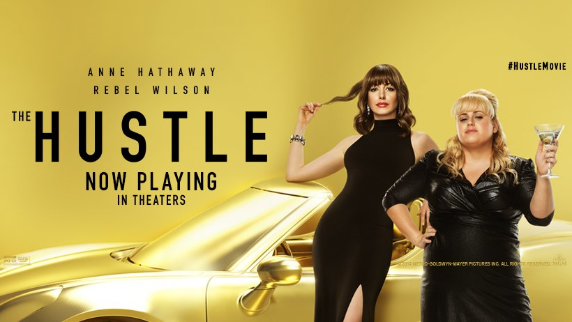 REVIEW: Don't let this flick 'Hustle' your time or money