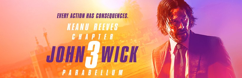 REVIEW: 'John Wick 3' thrills with top tieraction