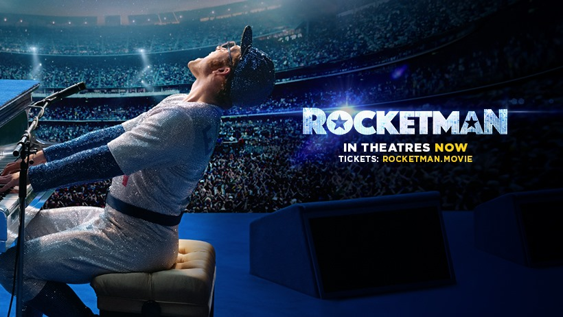 REVIEW: 'Rocketman' convincingly captures Elton John's passion