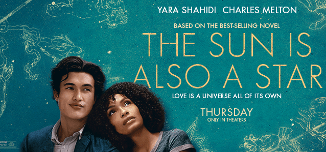 REVIEW: 'The Sun is also a Star' is only a two starmovie