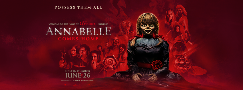 REVIEW: Latest run in with 'Annabelle' doesn't offer much new in horror