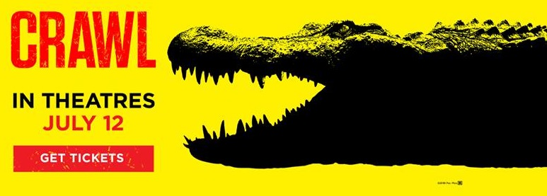REVIEW: 'Crawl' delivers solid creatureentertainment