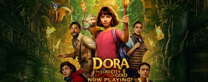 REVIEW: 'Dora' offers a fun adventure for the family