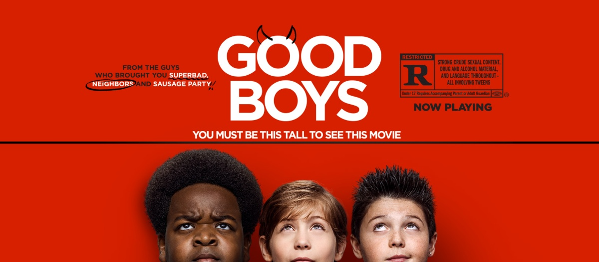 REVIEW: 'Good Boys,' good comedy