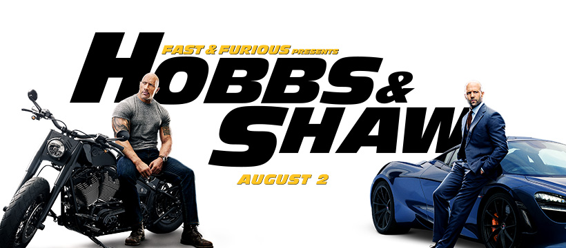 REVIEW: 'Hobbs and Shaw' is all foam, no beer