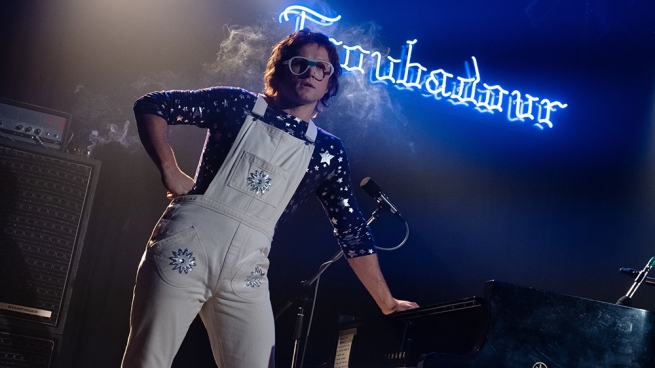 'Rocketman' Film - 2019