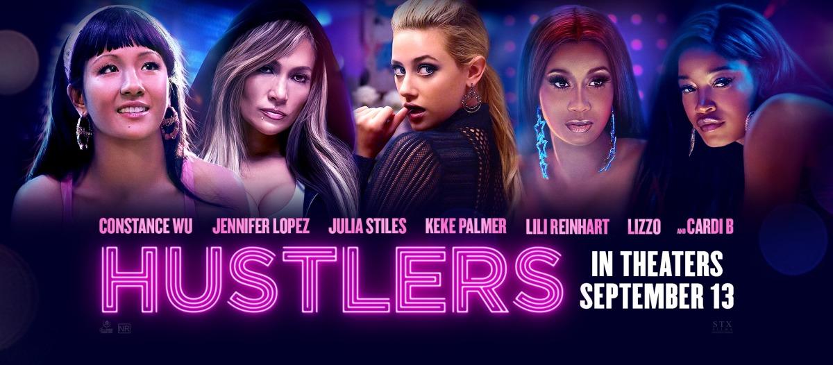 REVIEW: 'Hustlers' is a flashy, fun crimestory