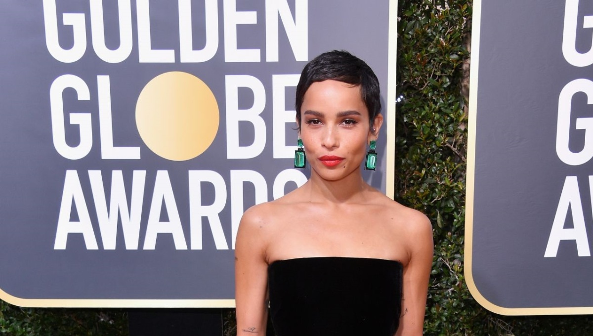 Movie Report: Zoë Kravitz joins cast of new 'Batman'