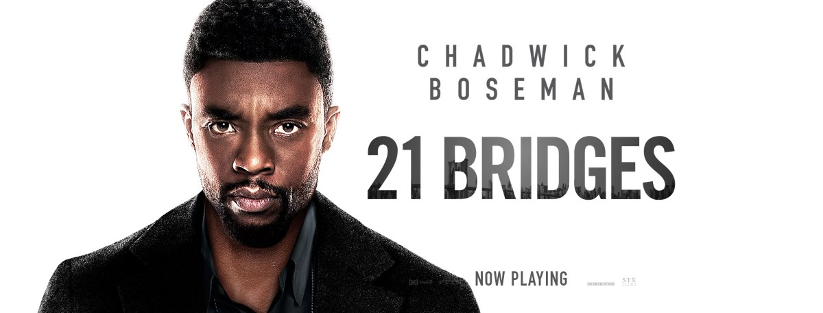 REVIEW: '21 Bridges' isn't sensational, but it is streamable