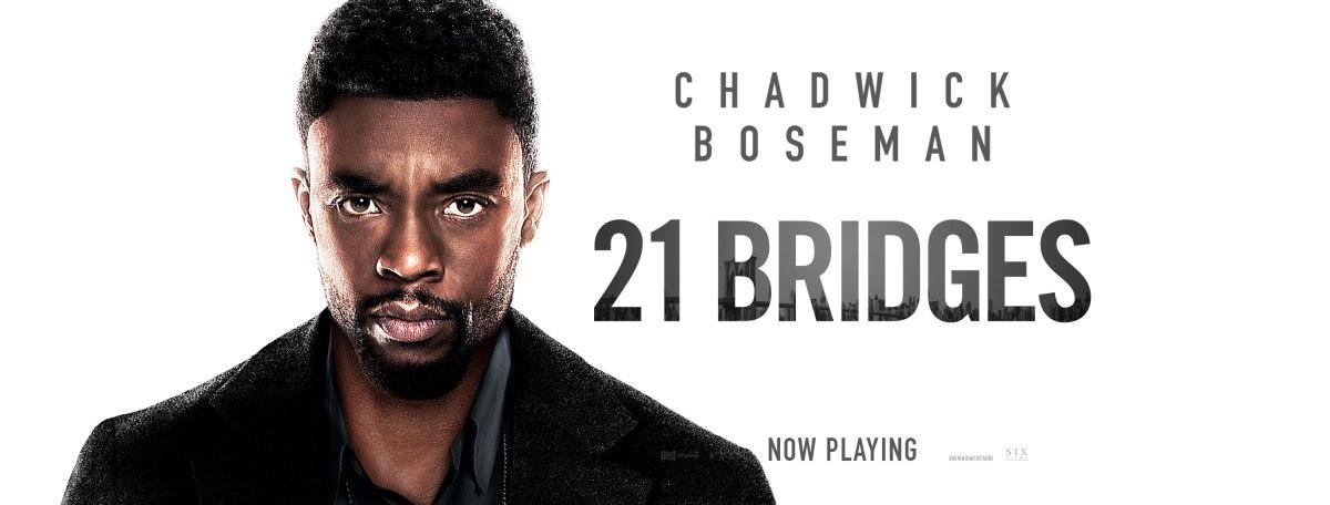 REVIEW: '21 Bridges' isn't sensational, but it isstreamable