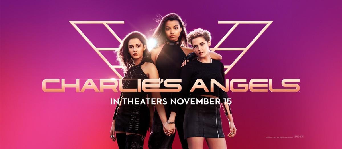 REVIEW: New 'Charlie's Angels' is well belowaverage