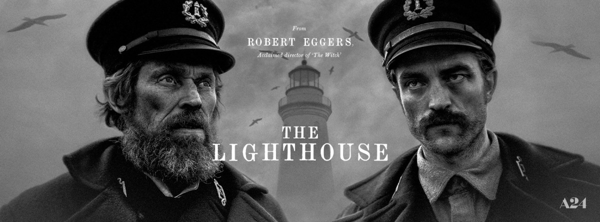 REVIEW: 'The Lighthouse' is a captivating filmcreation