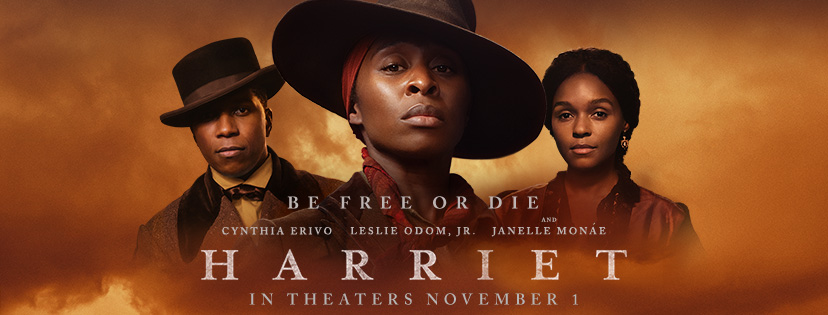 REVIEW: Strong lead performance doesn't sustain 'Harriet' biopic