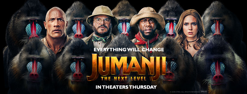 REVIEW: Older characters make 'Jumanji' sequel a whole bunch of fun