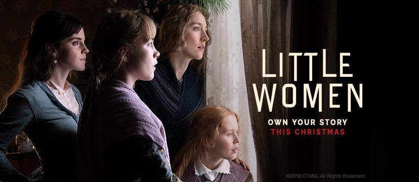 REVIEW: 'Little Women' is positivelywonderful