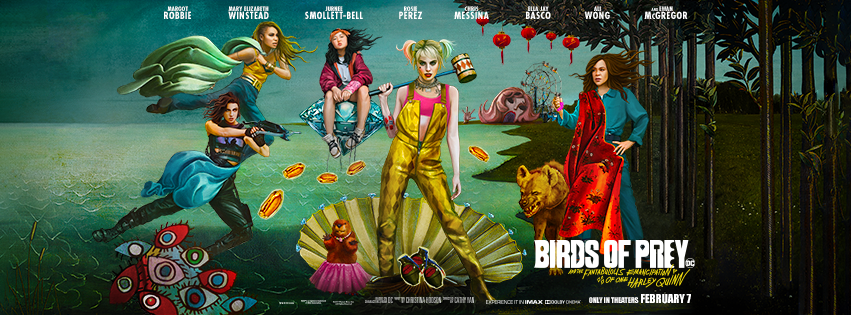 REVIEW: 'Birds of Prey' is fun, but doesn't soar high enough