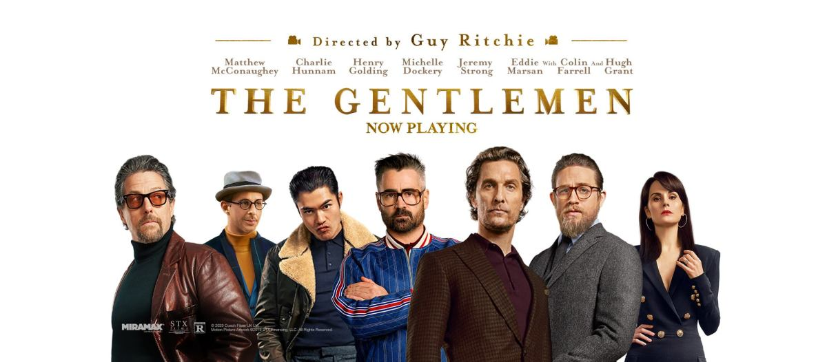 REVIEW: Underneath the glitz and glamour, 'The Gentlemen' is empty