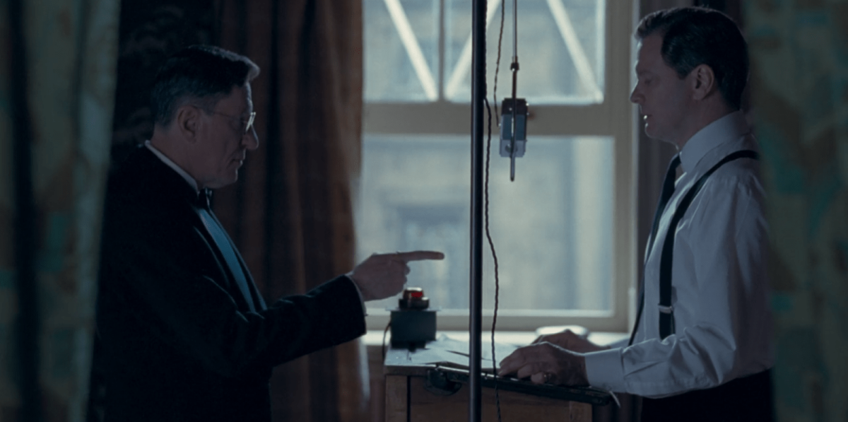In defense of 'The King's Speech'
