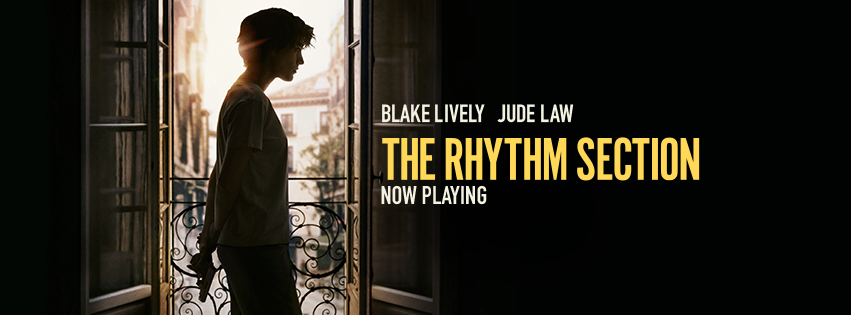 REVIEW: 'The Rhythm Section' is far offbeat