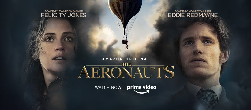 REVIEW: Execution issues ground 'The Aeronauts'