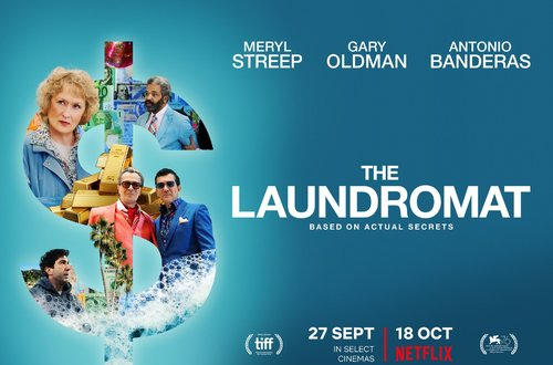 REVIEW: Despite award caliber cast and crew, 'The Laundromat' is aloss