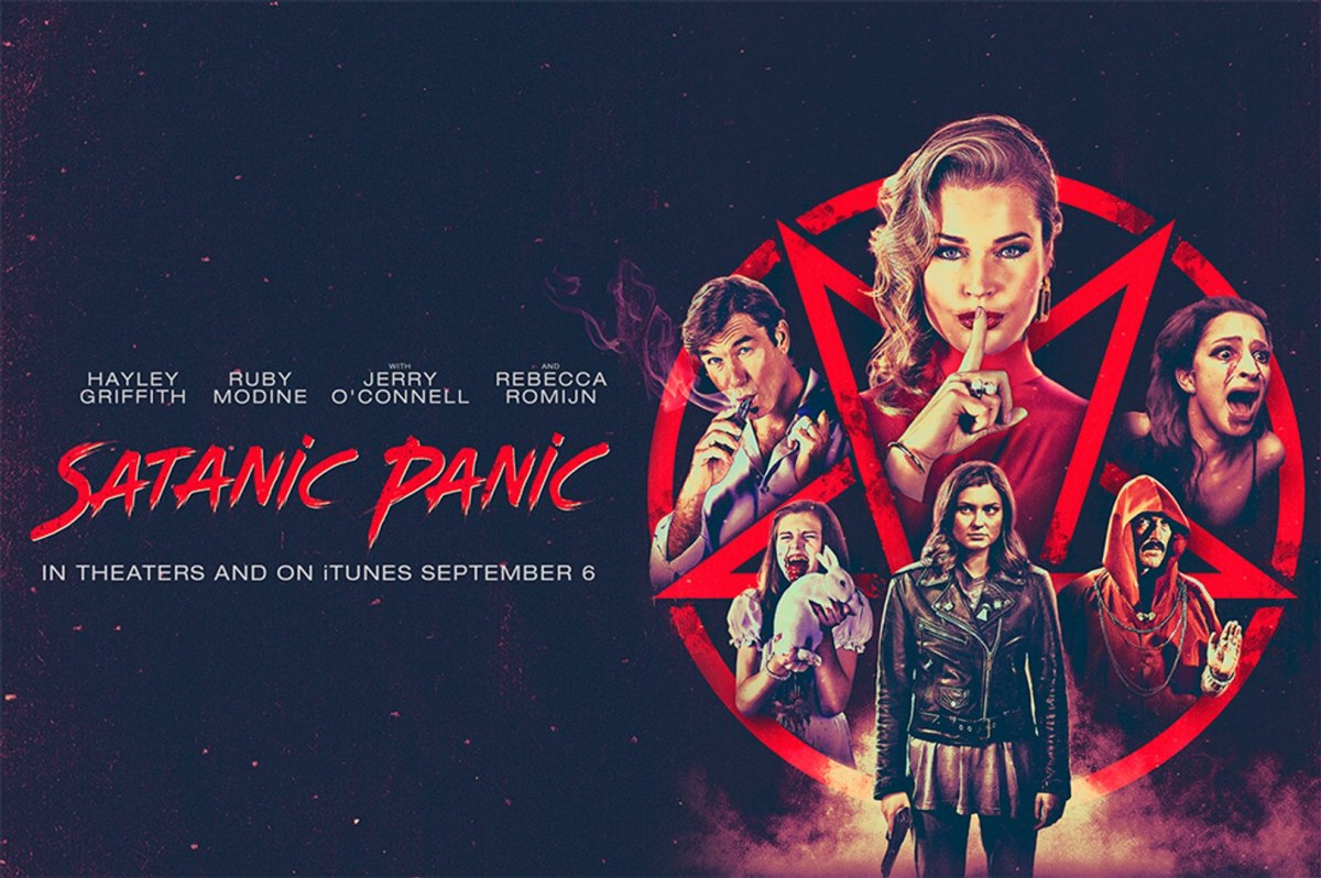 REVIEW: 'Satanic Panic' is fun but scares arelimited