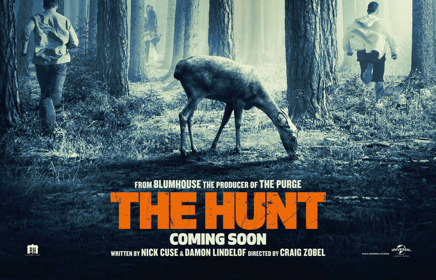 REVIEW: Few things work in 'TheHunt'
