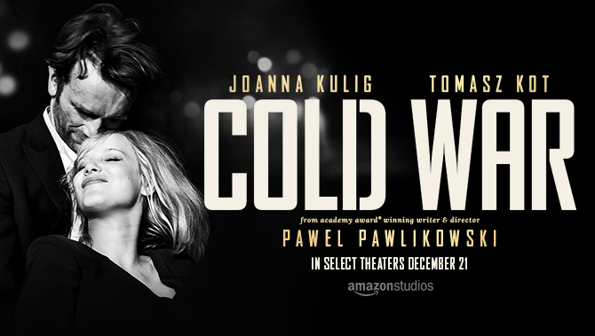 REVIEW: 'Cold War' is a captivating romantic drama